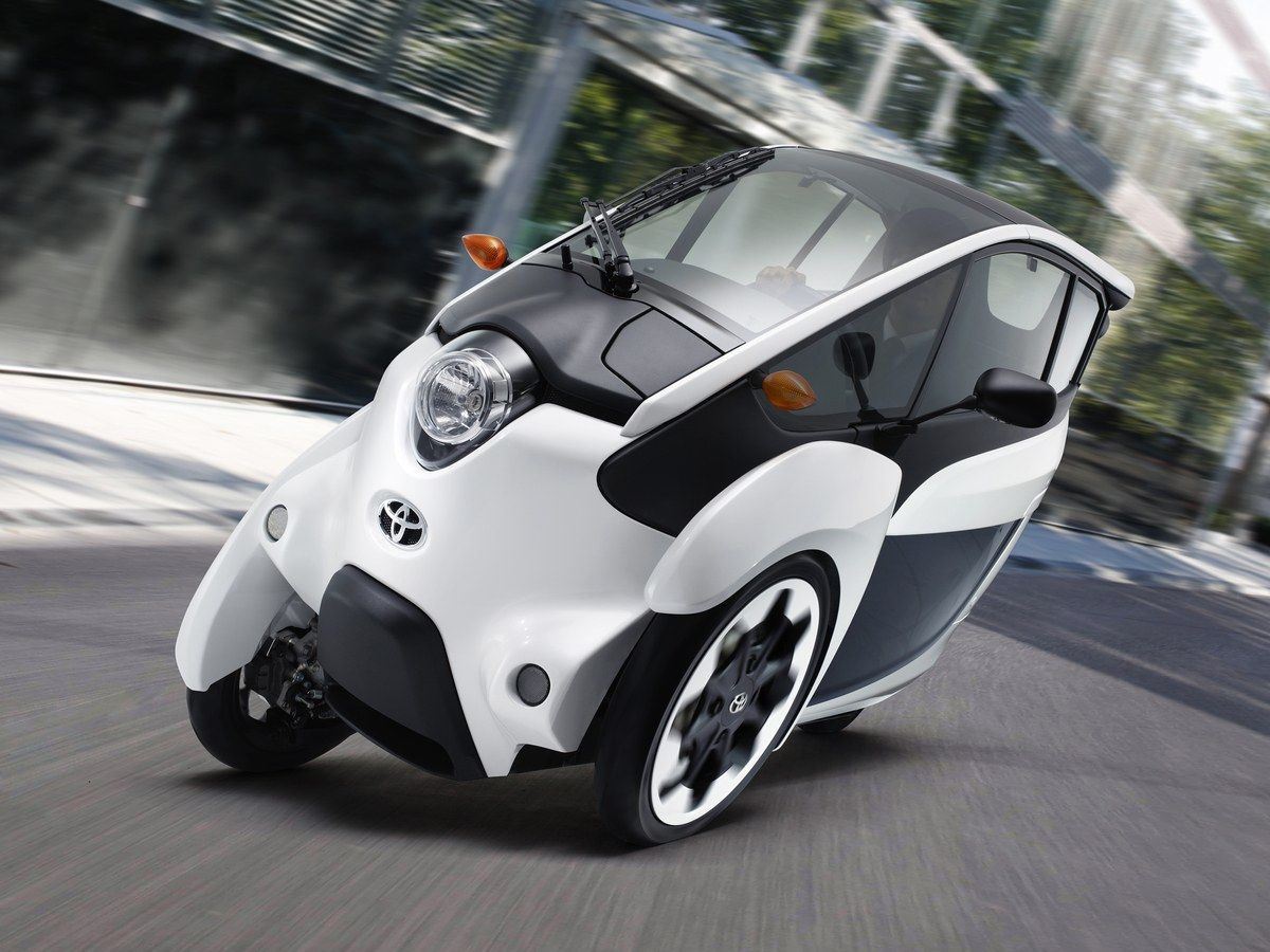 iROAD Vehicle