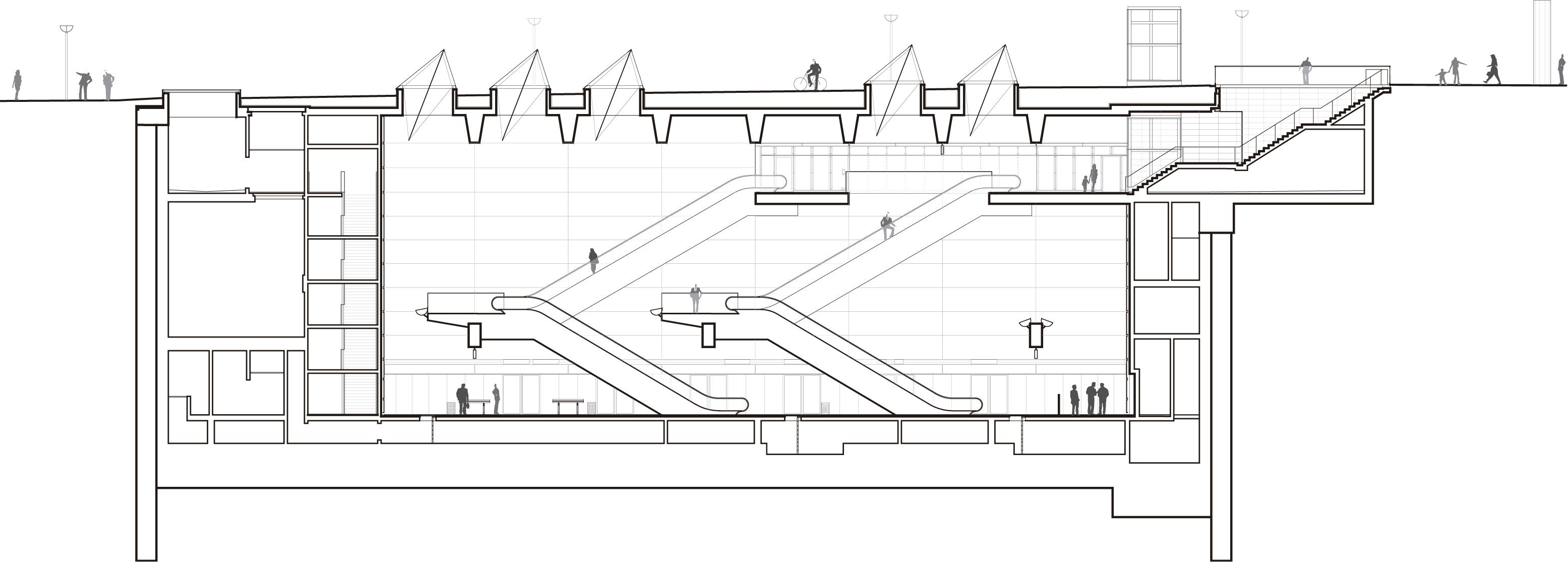 Metro Section